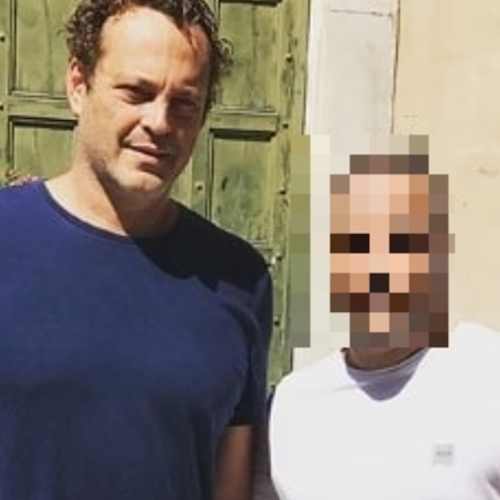 Relax a Ravello per la star di Hollywood Vince Vaughn